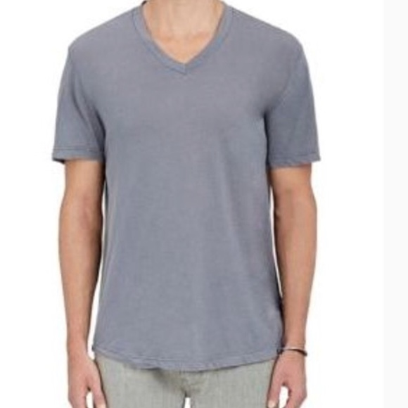 3059b592c James Perse Other - Standard James Perse Gray V Neck Tee Shirt